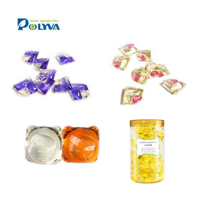liquid filled capsule powder washing soap automatic powder detergent soap palm cleaning dishwashing