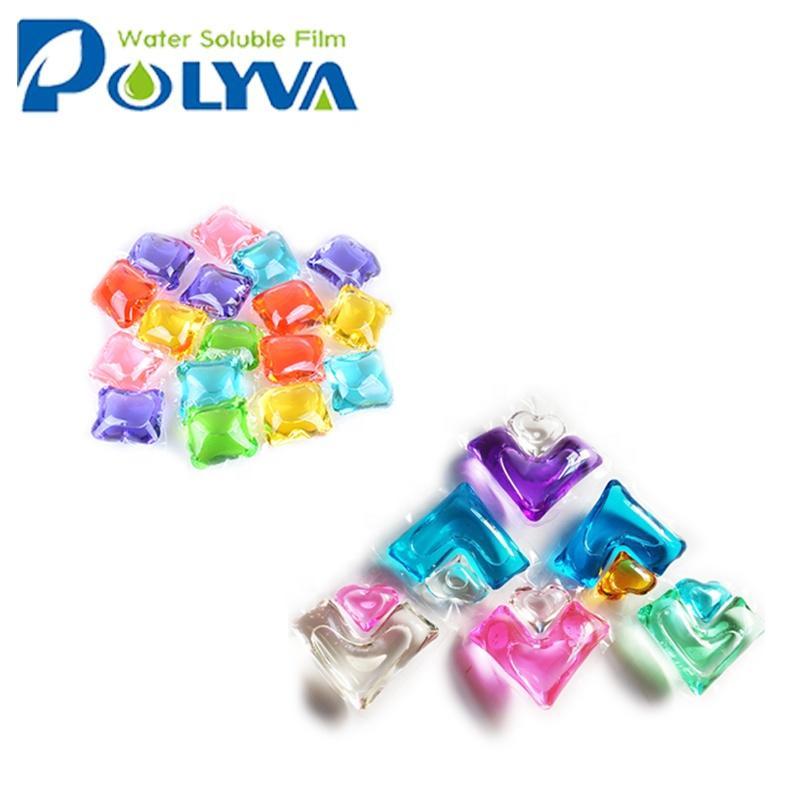 Polyva hot sell laundry liquid beads capsules