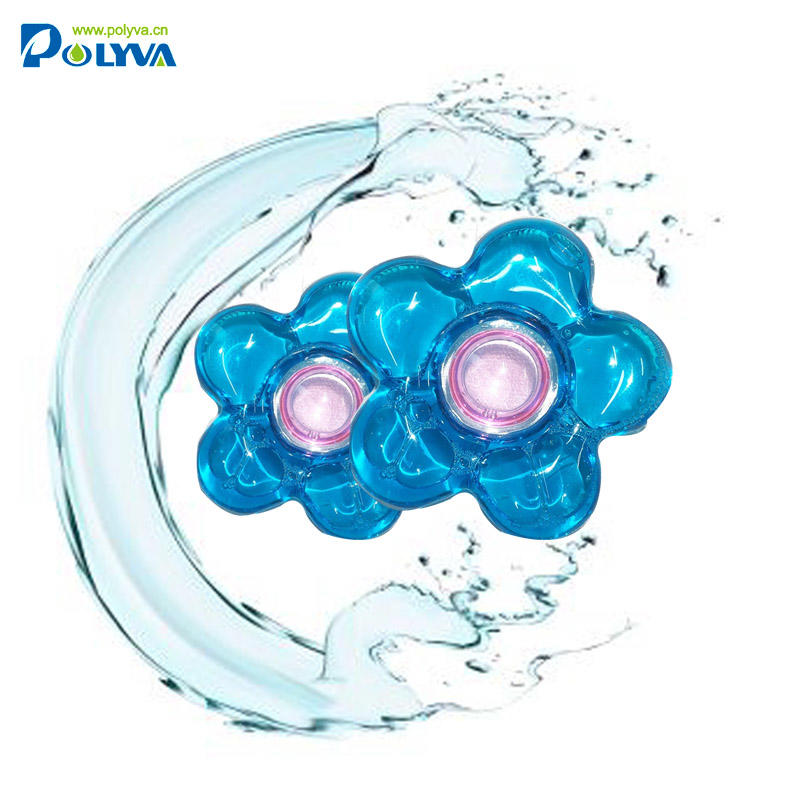 Wholesale free and gentle luandry pods OEM/ODM washing detergent pods