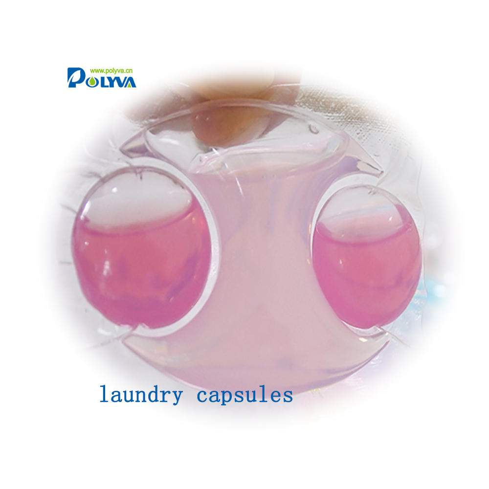 polyva colorful lasting fragrance laundry detergent capsules perfume pods