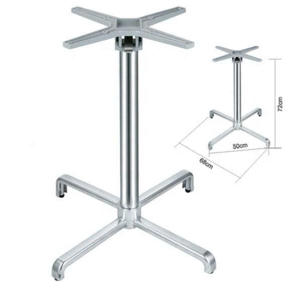 MH1916 office table metal leg