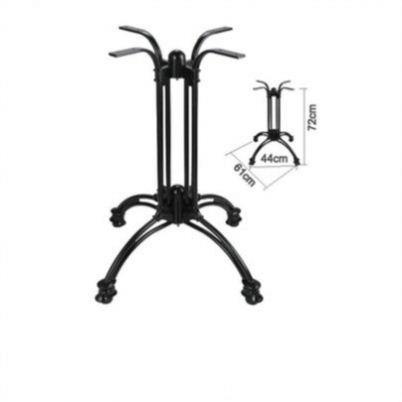 2019 office table metal leg with table leg screws