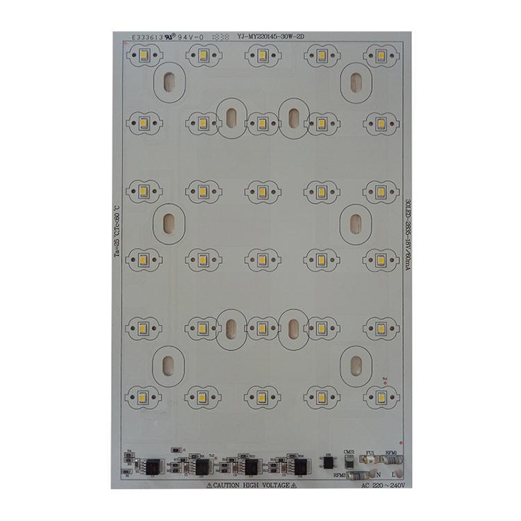 CE EMC RoHS LVD C-Tick PSE Approved DOB 30W driverless 220v ac led module for street light