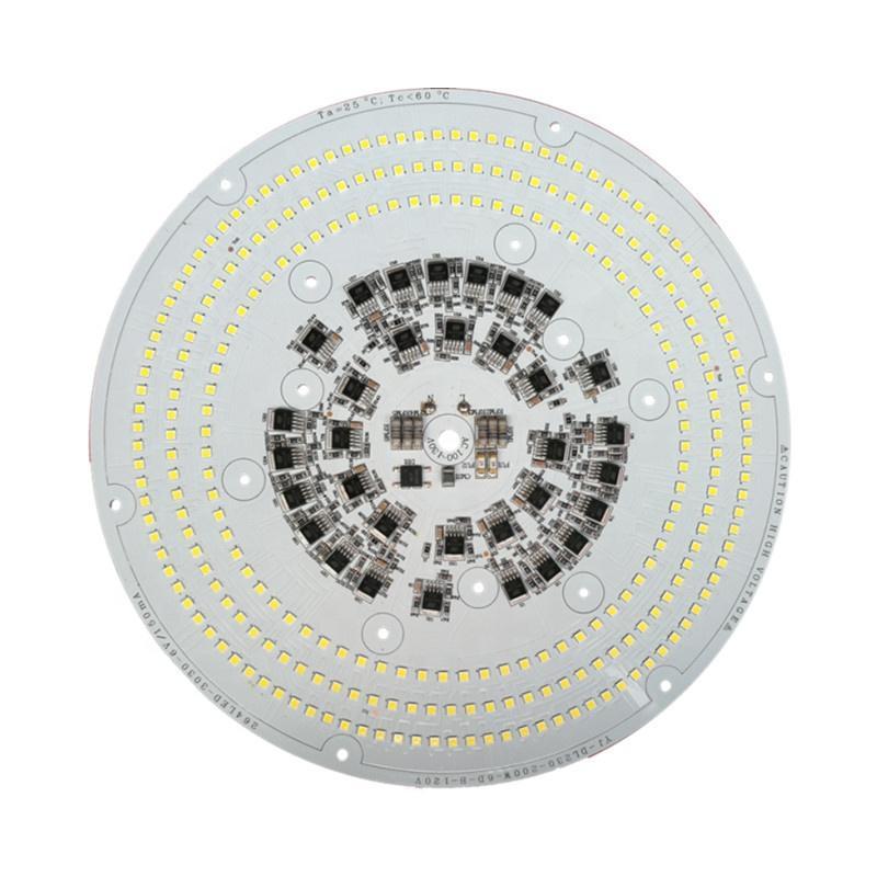 5-year warranty High Power 200W PF>0.9 114lm/W 120V AC DOB LED Linear Round Module for LED Mine Light 200W