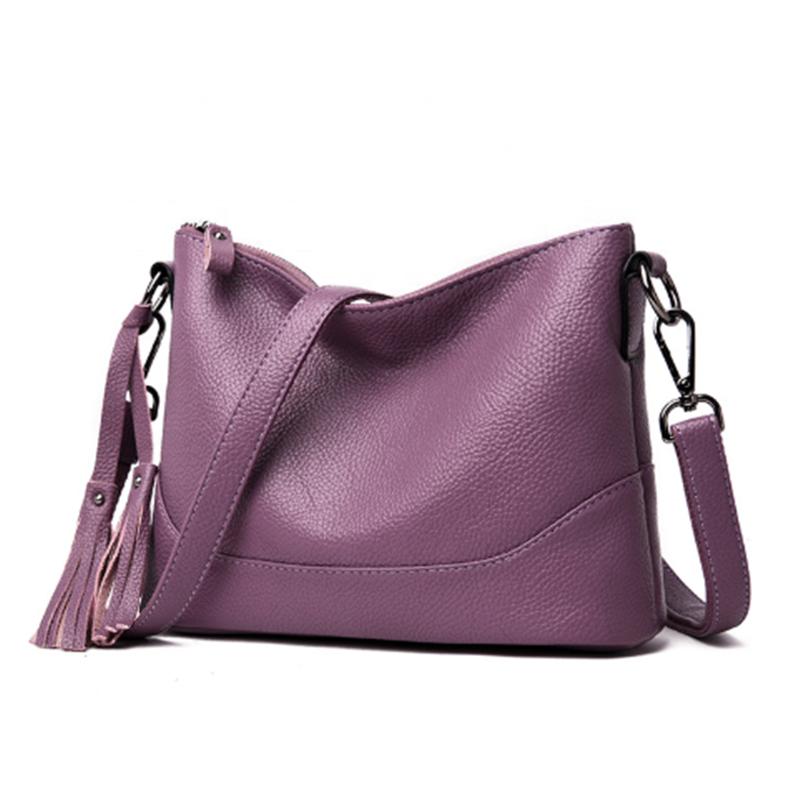 product-Osgoodway12 Soft Leather Women Bag Set Luxury Brand 2018 Fashion Designer Female Shoulder Ba-1