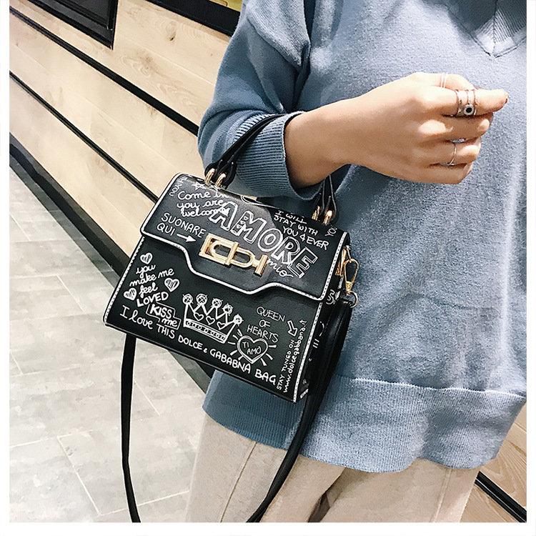 Osgoodway2 Korean fashion leather crossbody sling bag women purses shoulder bag handbags