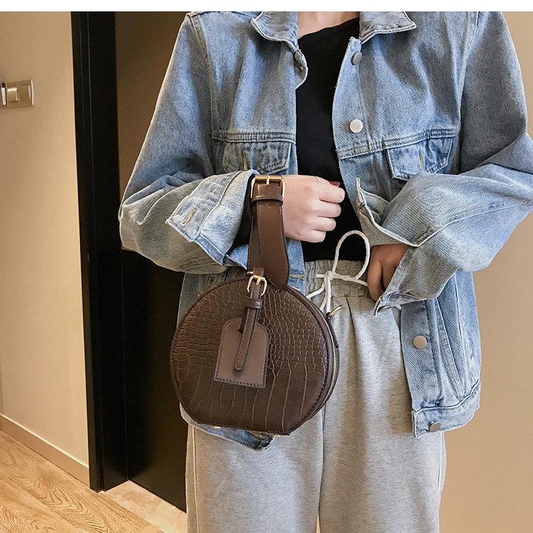 Osgoodway2 Trendy leather women hand bagscrossbody bag luxury Vintage handbags