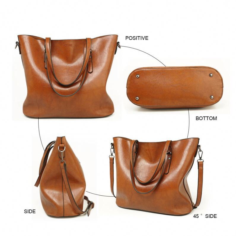 product-Osgoodway2 High Quality Wholesale PU Leather Ladies Handbag Women Tote Bags Hand Bag-Osgoodw-1