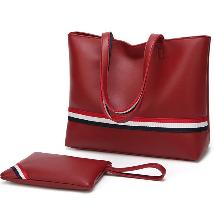 Osgoodway2 Simply Style Low Price Wholesale Handbag Set High Fashion Women Leather Handbags