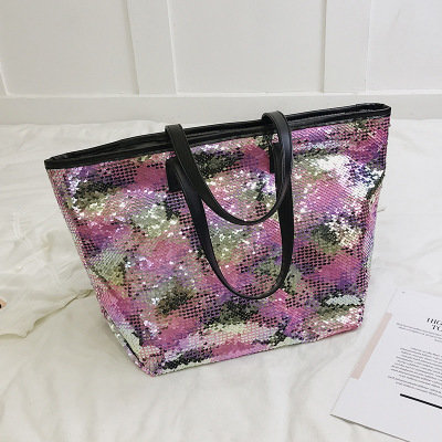 product-Osgoodway-Osgoodway2 Fashion custom sequin bag trendy shoulder tote bags trendy handbags for