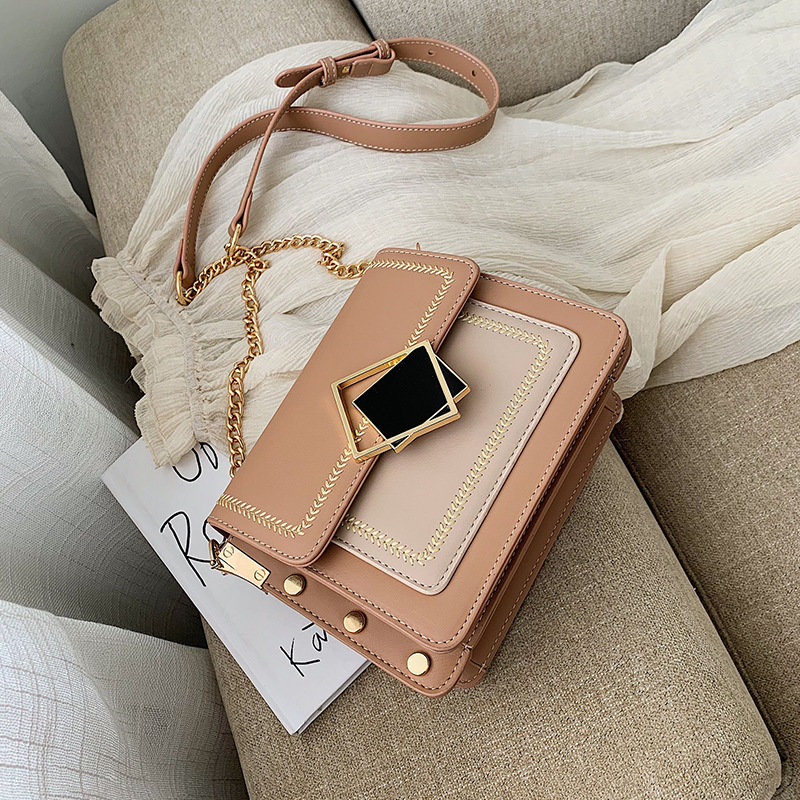 product-Osgoodway-Osgoodway2 korean style PU small square shape wallet sling shoulder bag soft leath