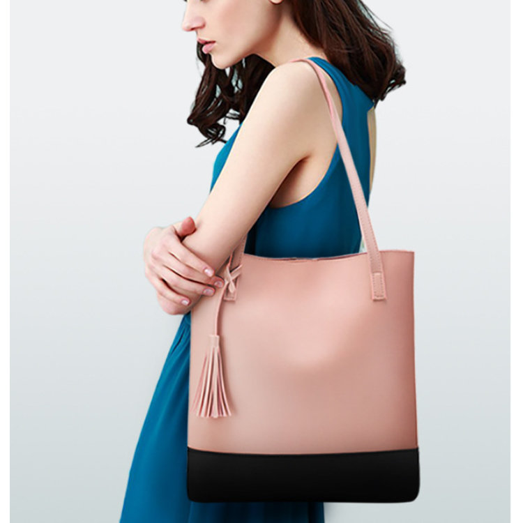 product-Osgoodway-Osgoodway2 Latest Fashion Official Leather Tote Handbags Bags Women PU Shoulder Ba