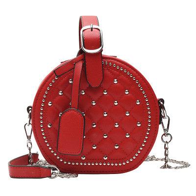 product-Osgoodway2 Fashion rhombic rivet round women crossbody small bag girl bags handbags-Osgoodwa-1
