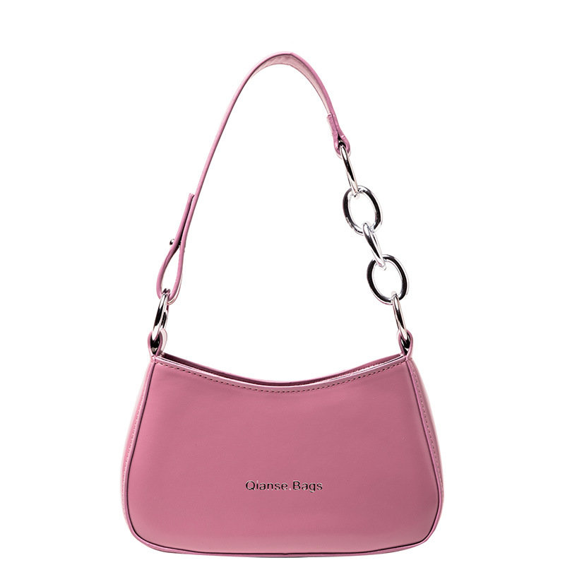 product-Osgoodway2 trendy cheap price PU leather women fashion underarm single shoulder bag girls pu-1