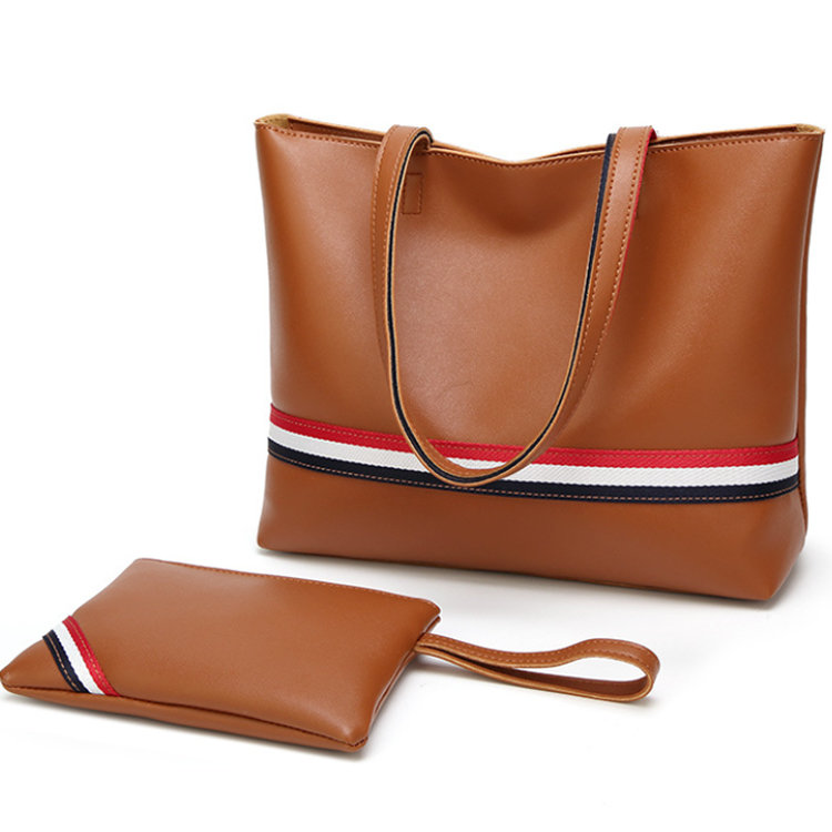 Osgoodway2 Fancy Ladies hand bags Tote Bags Women Leather 2 in 1 handbags for women