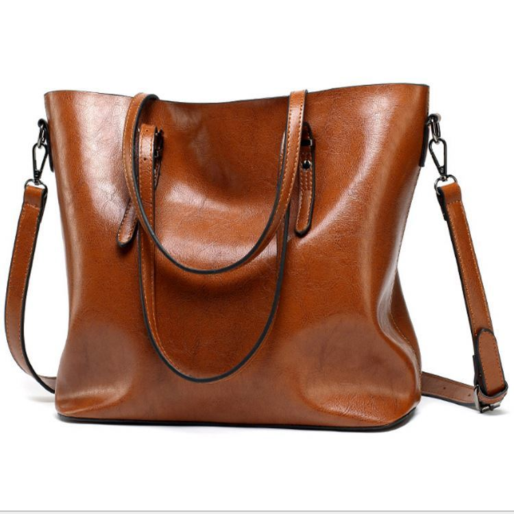 Osgoodway2 High Quality Wholesale PU Leather Ladies Handbag Women Tote Bags Hand Bag