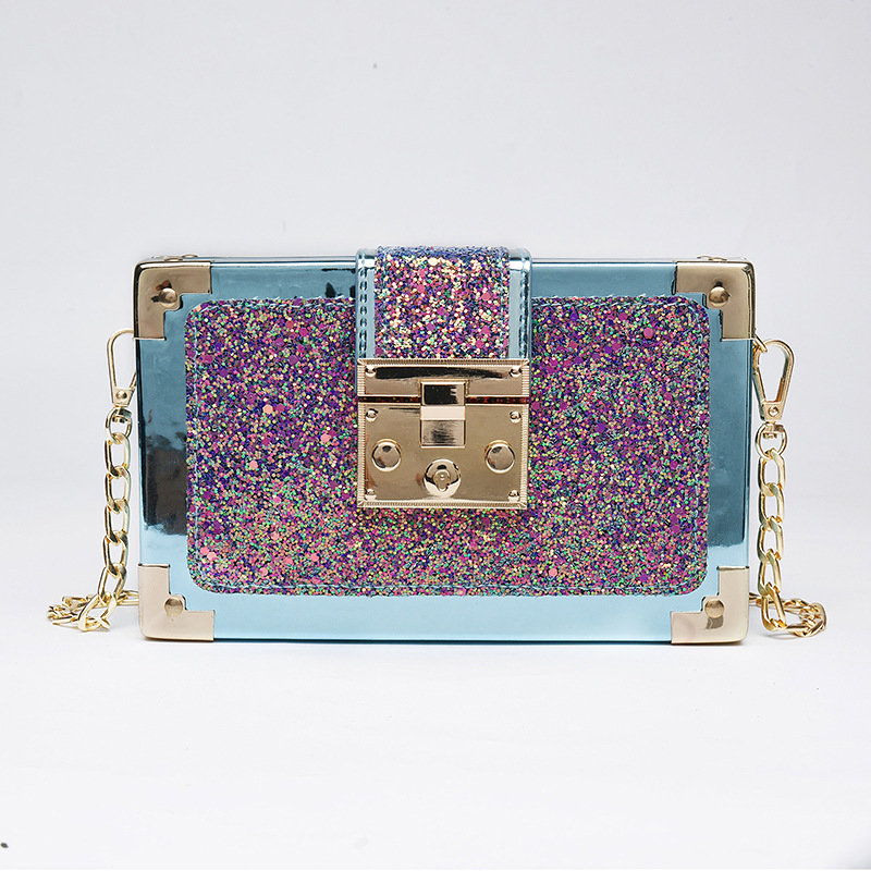 product-Osgoodway2 Korean fashion sequined messenger chain bag women fashion crossbody bag-Osgoodway-1