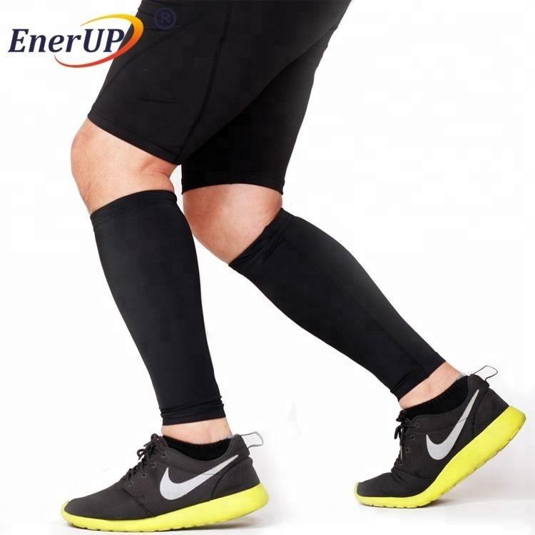 custom compression graduated sports calf sleeves