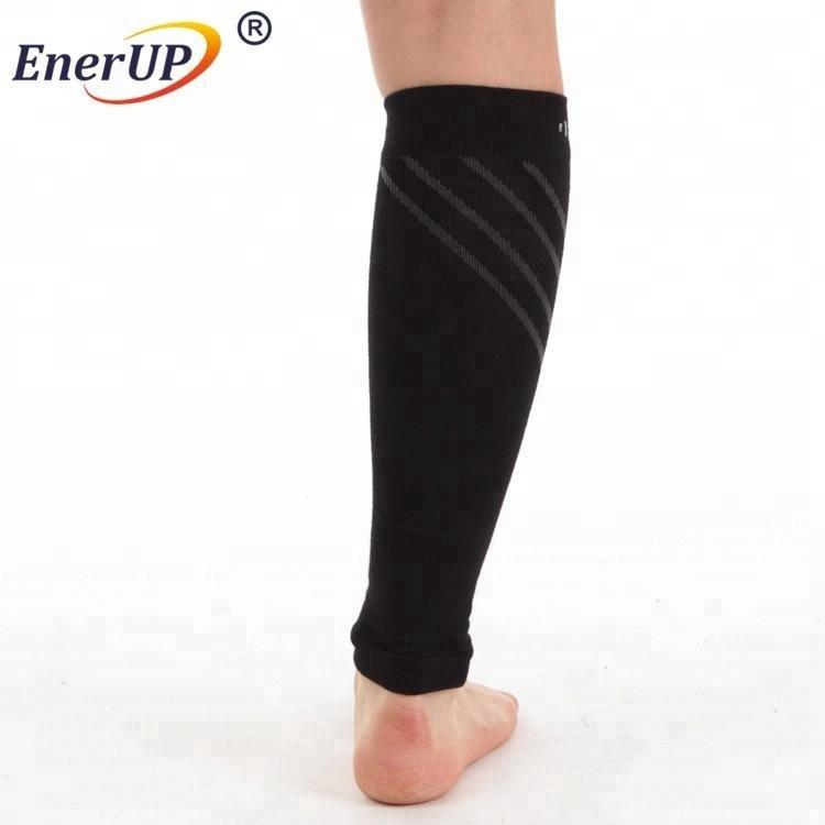 Sport Adults Age Group calf compression leg sleeve shin splint support