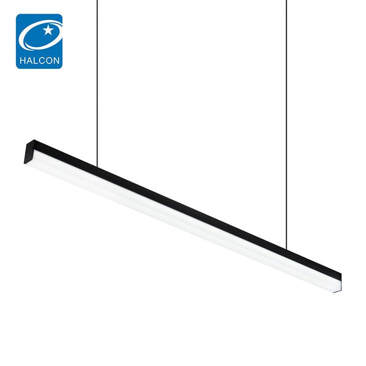 Energy saving adjustable smd indoor office 4ft 5ft 30watt 40watt led ceiling light