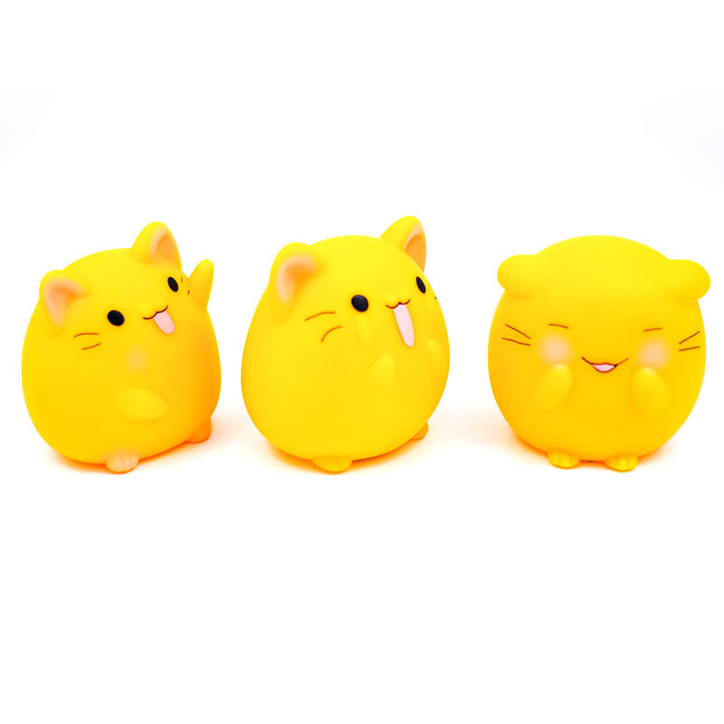 Cute Animal Silicone Baby LED Night Light Portable