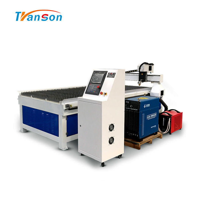 Transon CNC 1530 63A Metal Sheet Plasma Cutter Machine For Manufacturing Plant