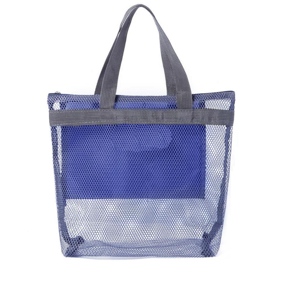 1PC Makeup Organizer Pouch Women Travel Large Cosmetic Bag Set Makeup Mesh Toiletry Bags Unisex Wash Organizer Portable Pouch