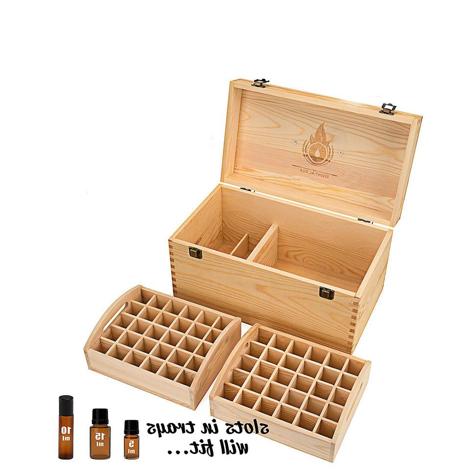 ODM&OEM Wholesale handmade storage box essential oils