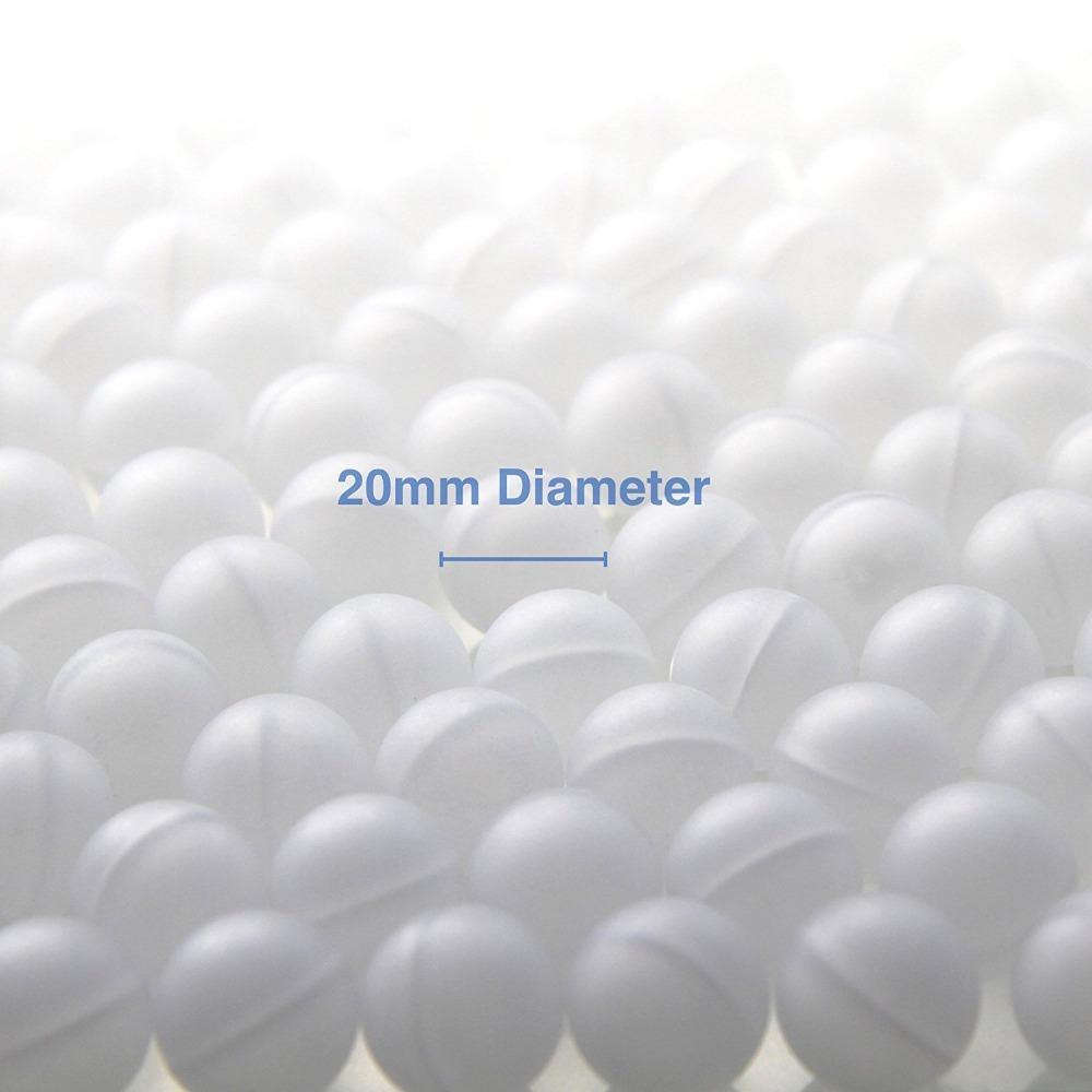 XINTAO 20mm Hollow Plastic Sous Vide Water Balls