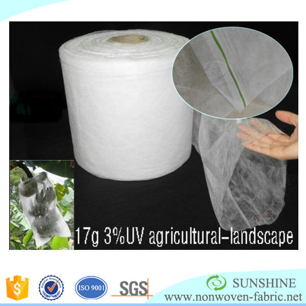 pp spunbond made in dongguan anti-frost nonwoven banana protection bags