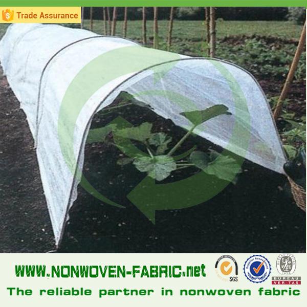 UV Resistant Virgin Polypropylene Spunbond Nonwoven Fabric for Plant Cover