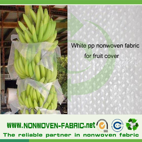 Sunshine Supply Best Sale Agricultural PP Spunbond Nonwoven Fabric for Plant Cover and Fruit Protection Bag