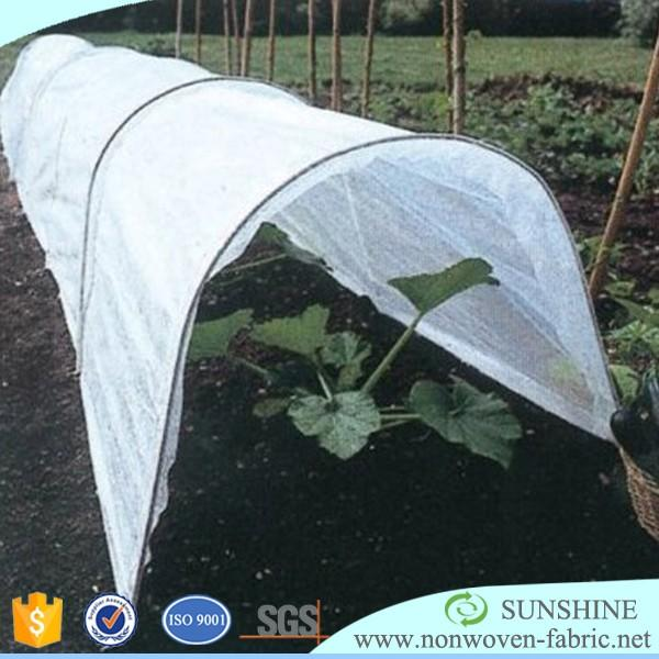 Pp Spunbond Nonwoven Fabric For Growing Crops and Plant Cover
