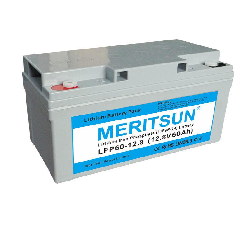 Lifepo4 Battery 12v 60ah Lithium Li-ion Battery