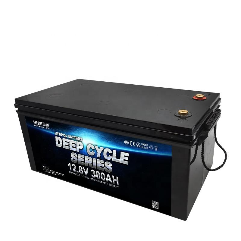 More than 4000 Cycles High Capacity Long Life Lithium ion 12V 300AH Lifepo4 Battery Pack