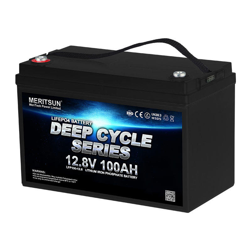 Nominal Voltage Deep Cycle Lifepo4 Battery Lithium 12v 100ah Lithium ion Battery