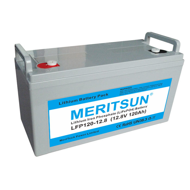 li ion battery 12v 120ah lithium iron phosphate lifepo4 battery pack