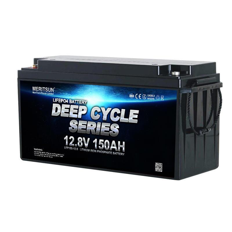 Nominal Voltage Deep Cycle 12v 150ah Lifepo4 Battery Pack