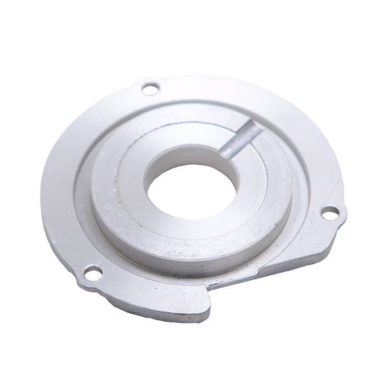 AD Price Anodizing Aluminum/ Aluminum Die Casting Electric Motor End Cover