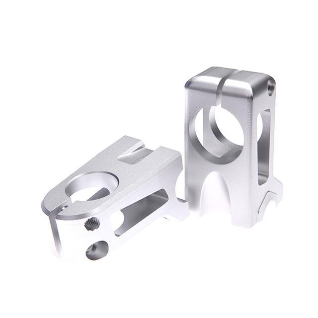 OEM Custom Aluminum Precision CNC Machining Parts / Lathe CNC Precision Machining