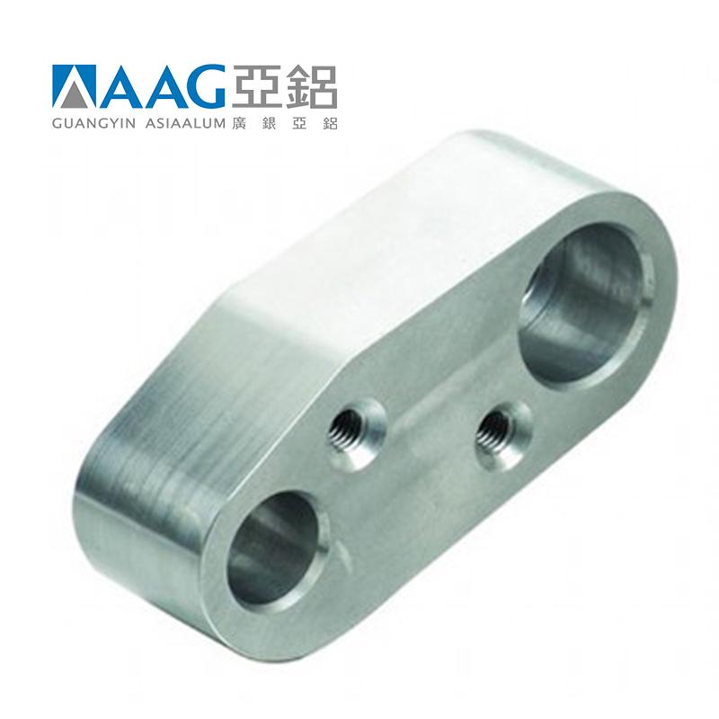 Supplier precision cnc aluminum machining parts small metal parts Aluminum Machining Plate