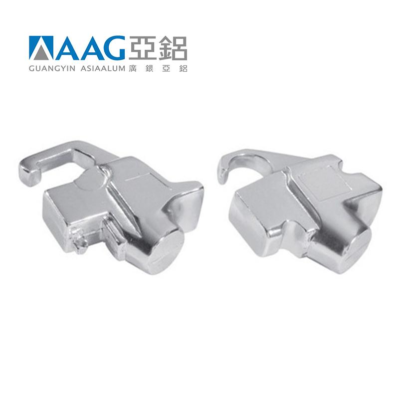 China Professional Aluminum Hooks high demand cnc machining parts Parts Service