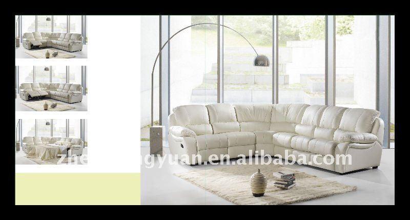 2016 Home furniture sofa recliners sleeper leather sofa bed folding sofa bed