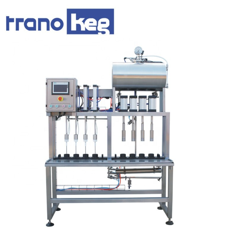 Trano Factory Stainless Steel Keg filling/Washer/bottle filling system line Craft Brewery Equipment
