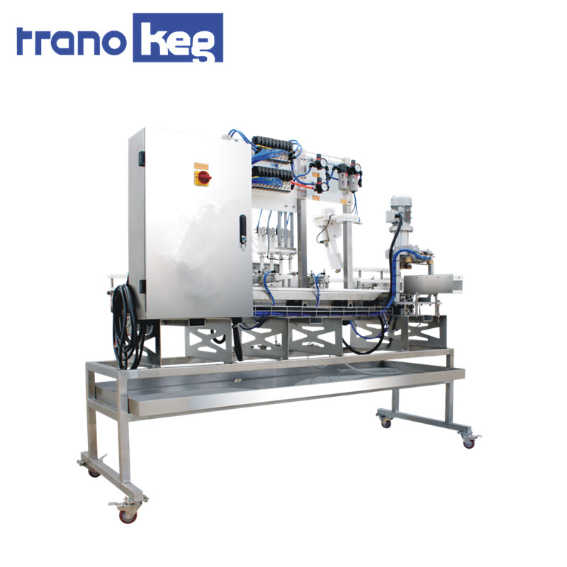 Full-automatic Craft Beer Canning Production Line System For Sale