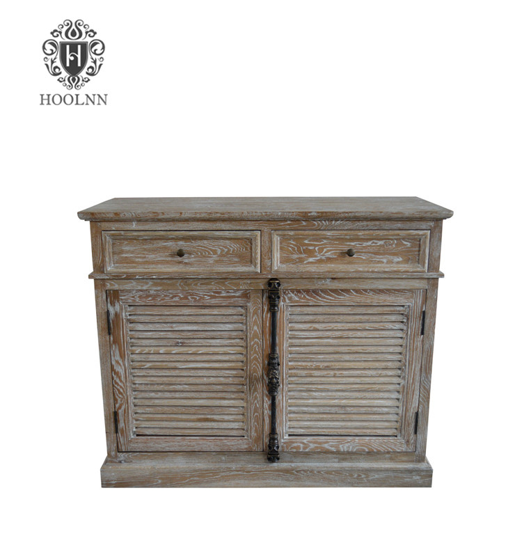 French style furniture (Oak sideboard HL325-CS)