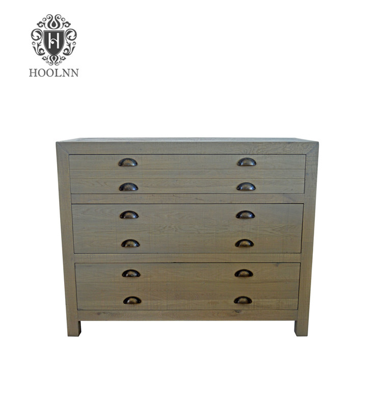 French Country Oak Chest of Drawers SG305