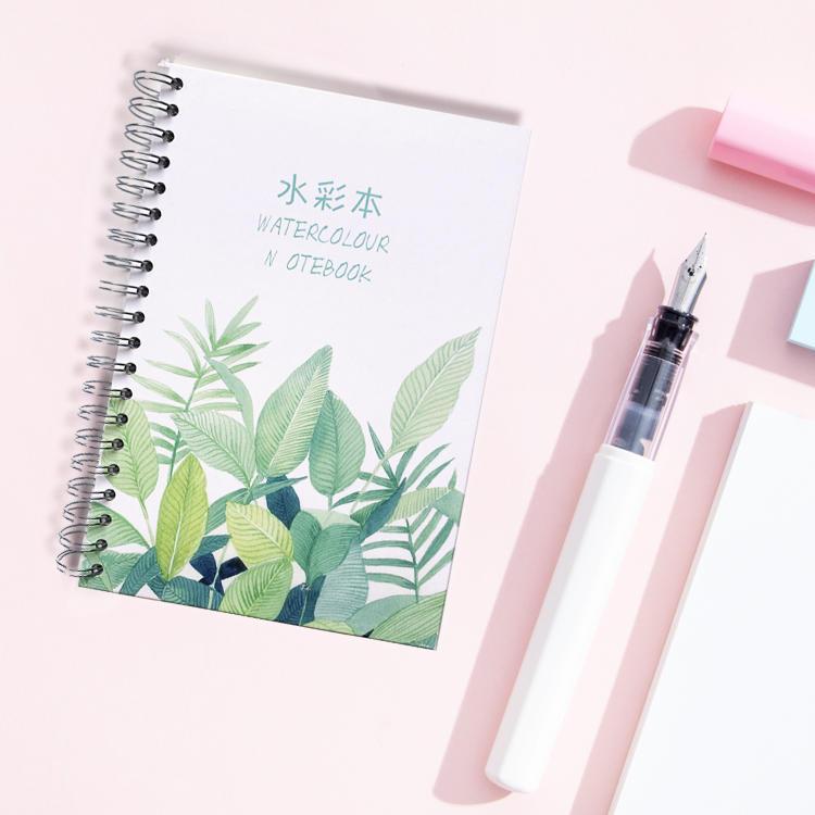 Custom Logo Private Label Architects Sketch Book Eco-Friendly Print Designer Artist Sketchbook Journal Water Colour Notebook