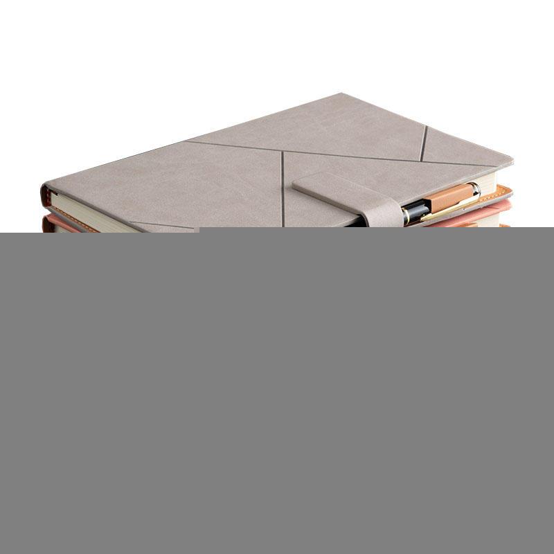 product-Custom 2021 Journal Planner Notebook Hardcover Business Notebook with Pen Holder-Dezheng-img-1