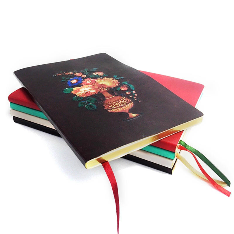 product-Dezheng-Original design customized a5 printing soft cover pu leather notebook with logo-img-1